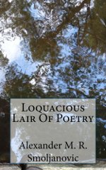 Loquacious Lair Of Poetry paperback at Amazon